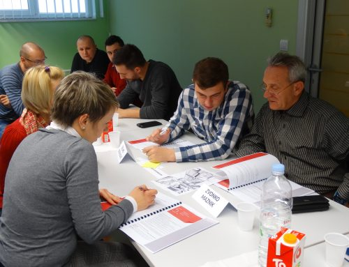 """Tečaj """"Glas radnika u zaštiti na radu – OSPOSOBLJAVANJEPOVJERENIKA RADNIKA ZA ZAŠTITU NA RADU"""" u Osijeku"""