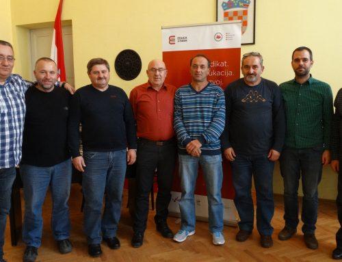 """Tečaj """"Glas radnika u zaštiti na radu"""" u Čakovcu"""
