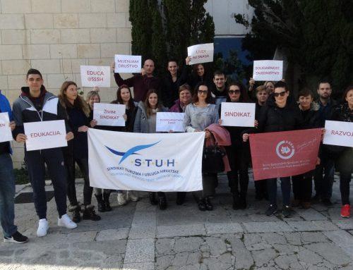 NAJAVA: Radionica Živim sindikat u Istarskim Toplicama
