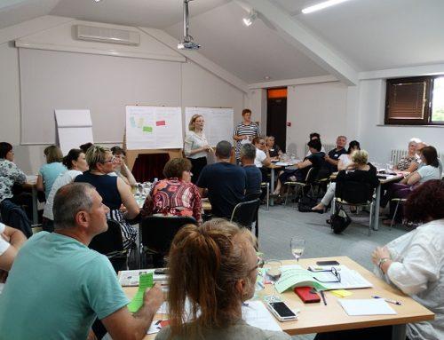 Izvanredni trening za Sindikat trgovine Hrvatske