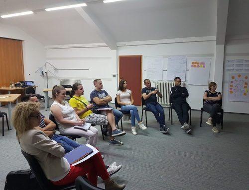 "Trening ""Što mogu učiniti za sindikat"" za mlade aktiviste sindikata PPDIV"