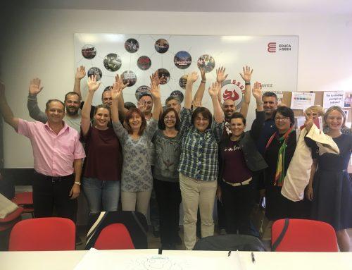 """Tečaj """"Zajedno smo jači – Sindikat i uloga sindikalnog povjerenika"""" u Zagrebu"""