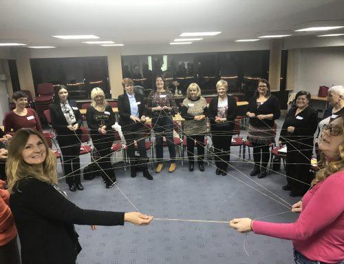 Trening timova za Sekciju žena SSSH
