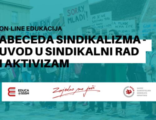 On-line edukacija: Abeceda sindikalizma